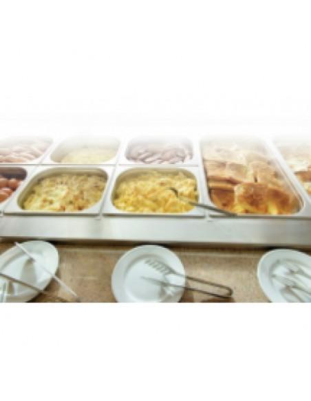 Réchauffage d'aliments