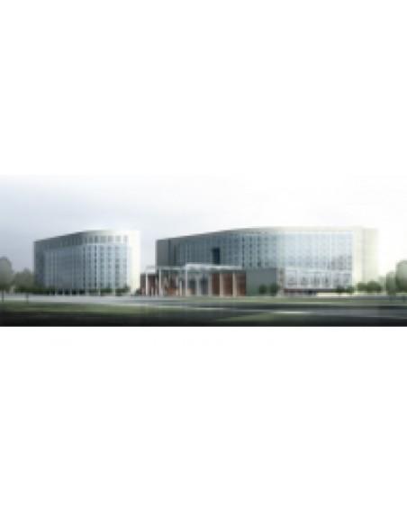 Hôtels, centres commerciaux et instituts hospitaliers
